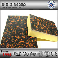 BRD free sample fireproof sandwich insulation wall panel house