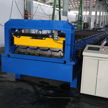 BD high quality ibr roof sheeting tile making machine price
