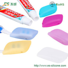 food grade silicone toothbrush cover/case/sets silicone travel toothbrush case