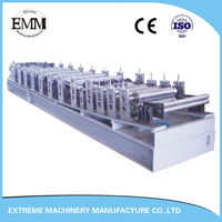 EMM-45-10 Easy operated yufa roll forming machine