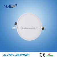 New style Ultra narrow edge Integration Driver Led downlight 30w/22w/16w/8w SMD4014 Round led panel light
