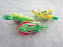 Small Plastic Toy ship