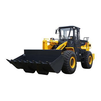 China Made Wheel Loader Liugong 5 Ton 856H road construction equipment