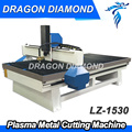 Guangzhou LZ-1530 CNC Plasma Metal Cutting Engraving Machine With High speed in low price/cnc cutting machine