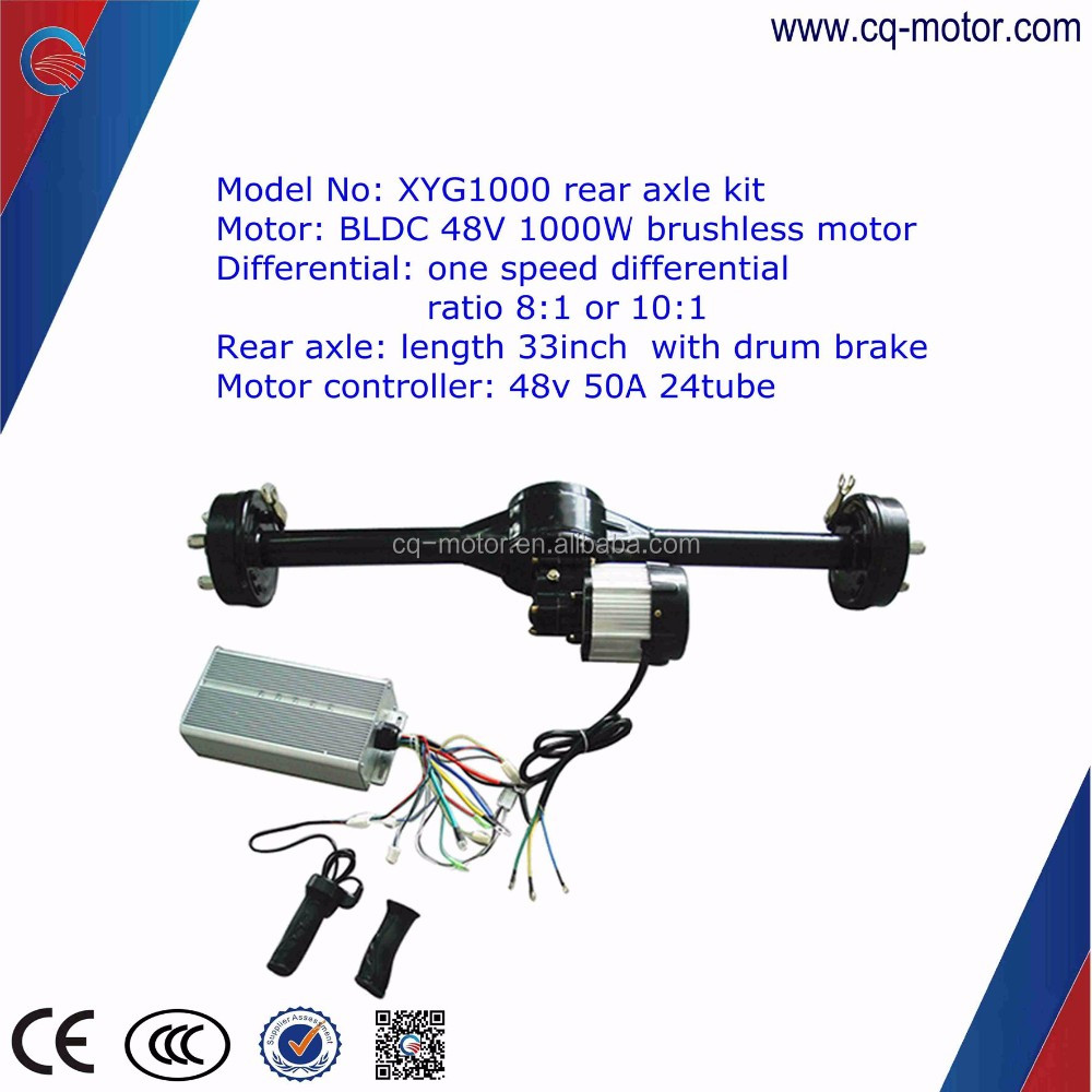CCC Certification and Totally Enclosed Protect Feature variable speed brushless dc motor