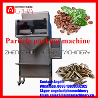 automatic sugar/salt/beans/granule/seed/chemical/ fertilizer /granules filling packing machine