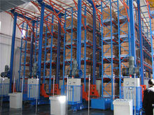 2015 new latest design digital automatic warehouse racks and shelves