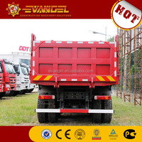 electric dump truck HOWO brand dump truck from China for sale