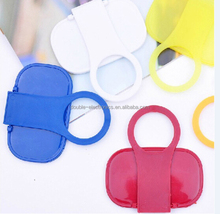 Colorful foldable wall charging mobile phone charge hanger stand holder