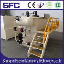 Oil Water Separator Domestic Sewage Treatment Plant Dissolved Air Flotation Machine(DAF Units) For Dairy Wastewater Treatment
