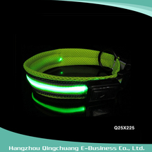 Pet Luminous Collars Rechargeable LED Dog Collar