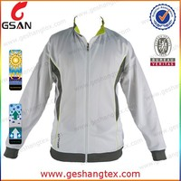 High quality customzied mens jacket with full front zipper