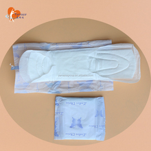 Low Price Ultrathin Cotton Cover Butterfly Style Sanitary Napkin