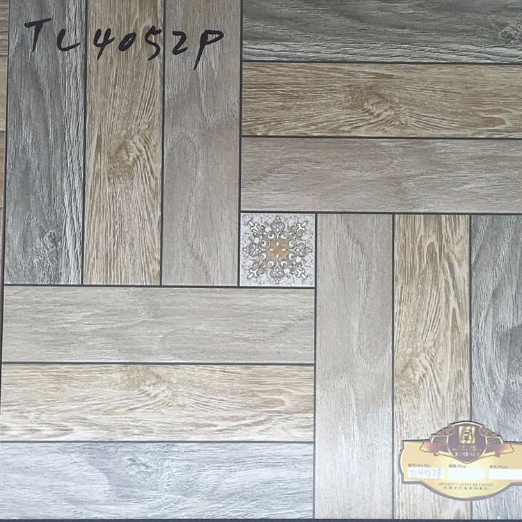 Promotional Hot sale OEM ODM Wood Look Rustic Tile