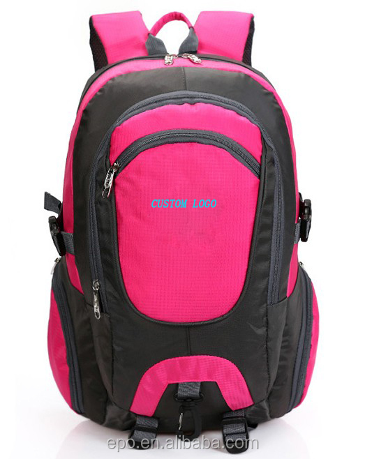 2014 best university backpack, custom logo outdoor brand backpack with laptop compartment