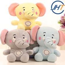 Cute Elephant Plush Toy Kids Baby Girls Boys Stuffed Animals Christmas Gift Lovely Animated Flappy Cartoon plush toy