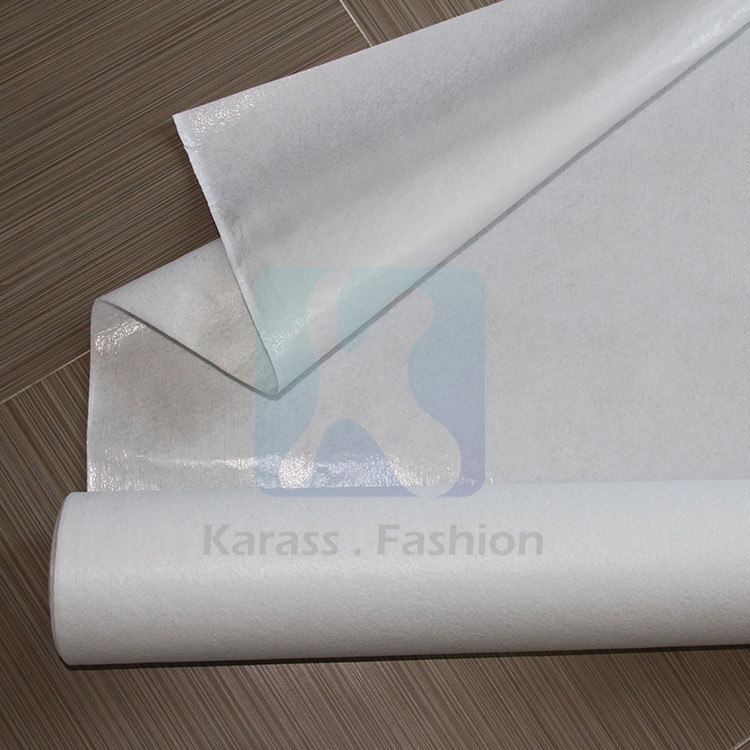 Waterproof Poly Non Woven Fleece Fabric Roll