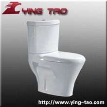 Sanitary ware chaoan ceramic bathroom accessories washdown eco sitting W.C two piece toilet pan