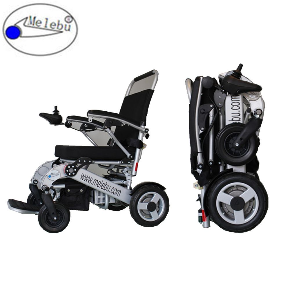Automatic Handicapped Cheap Price Electric Wheelchair