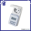 new design 50 Hz multifunctional white digital interval timer