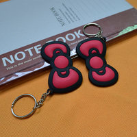 Best Promotion Gifts Plastic Key Chain Soft PVC Key Chain OEM Styles