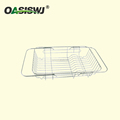 Stainless steel hot sale metal wire dish rack dish drying rack