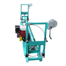 Best Condition road construction frame type land leveling machine for sale