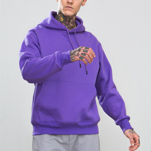 OEM Wholesale Many Colors Plain Blank Hoodies With No Labels for <strong>Men</strong>