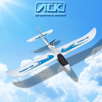 AXN promotional product airplane super glider