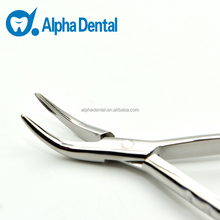 Dental Stainless Steel Tooth Extraction Forcep/Dental Residual Root Forcep