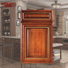 wooden cabinet door solid wood for kitchen cabinet