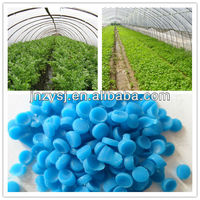 Agricultural plastic tunnel film/green house/warm house plastic tunnel film longevity and fog disperse masterbatch