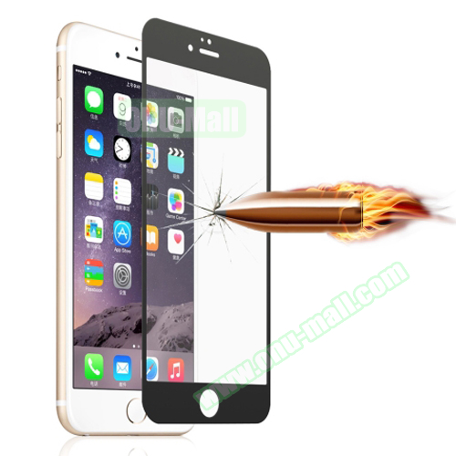 Amazon Top Selling Mirror Tempered Glass Screen Protector for iPhone 7