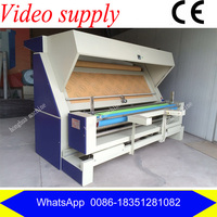 garment female apparel industry automatic cloth inspecting machinery