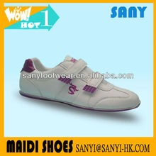 Famous Brand Fashion White New Loafer Shoes Slip On Canvas Shoes Cotton Fabric Canvas Shoes For Women