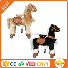 Funtoys CE mechanical pony horse for children for sale