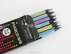 Marco metallic color lead pencils for kids