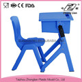 whole plastic adjustable student desk