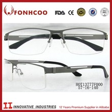 FONHCOO Good Quality Half-Rims Spectacle Guangzhou Optical Frames For Man