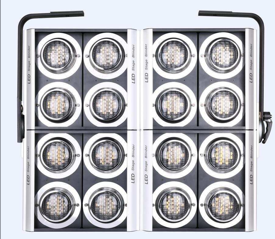 hot selling 4pcs eyes LED satge blinder dmx light