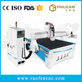 2017 auto tool changing ATC engraving and cutting wood cnc router machine