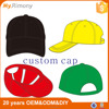 Hot sell custom blank fitted cotton promotion baseball cap/hat from myrimony