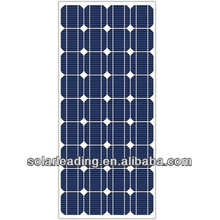 80W Mono solar panels solar PV modules with high efficiency, with long term warranty