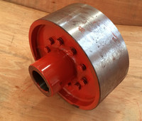 LTZ Flexible pin & bush coupling with elastic sleeves and headblock Max torque 125~16000 N GB/T4323-2002