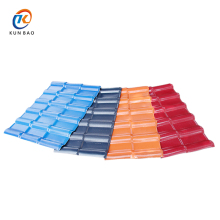 High Quality ASA Synthetic Resin Royal Spanish Style Roof Tile