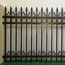 gates and fences design hot sale steel grill gate design industrial fencing