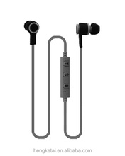 2017 fasionable wireless bluetooth earphones, mobile phones accessories stereo earbuds
