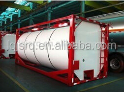 Large volume oil iso tank container/diesel /fuel tank container