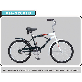 20inch kids beach cruiser bike beach cruiser bicycles children cruiser bike