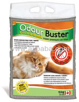 Odour Buster cat litter 15kg bag